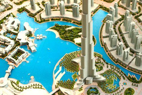 6.Dubai canal